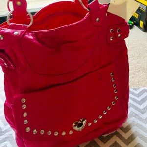 Handbags - Pink Purse w tag